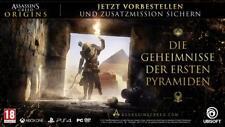 Assassins Creed Origins Die Geheimnisse der Ersten Pyramiden DLC PS4 XBOX PC
