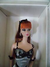 Barbie Doll  Silkstone  #6 Lingerie  Redhead