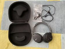 Sony MDR-ZX770BN Bluetooth & Noise Cancelling Headphones, Free Carrying Case