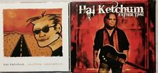 HAL KETCHUM  awaiting redemption + FATHER TIME 2 CD 1999  2008