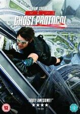 Mission Impossible Ghost Protocol 5014437168030 With Tom Cruise DVD Region 2