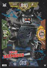 LEGO Ninjago Serie 3 Trading Card Game - XXL Karte Fieser Garmadon