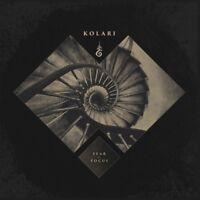 KOLARI - FEAR/FOCUS (GREEN VINYL) + DOWNLOADCODE, VINYL LP + MP3 NEU