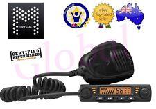 CRYSTAL DB477E 80-CHANNEL 5 WATT UHF CB HANDHELD 2-WAY RADIO CAR - *RFB*