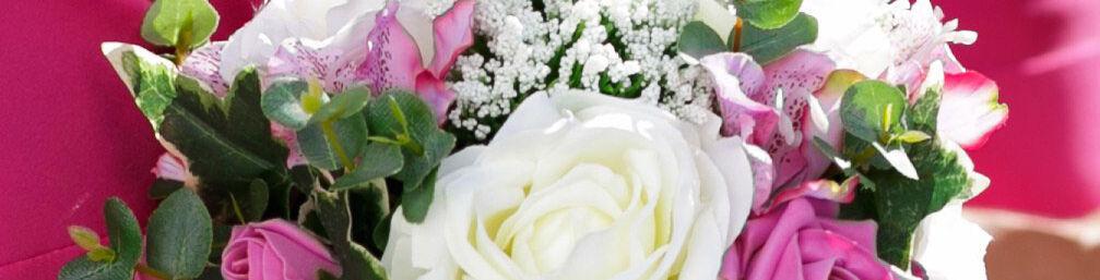Rosie Silk Flowers
