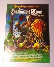 DRAGON QUEST ~ The Enchanted Wood by Jaquays ~ SPI 3551 Near Mint