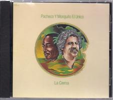CD Mega RARE Fania FIRST PRESSING Pacheco y Monguito LA CREMA amanecer guajiro