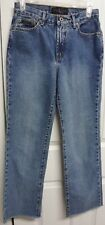 Baby Phat Jr Faded Blue Jeans Size 5