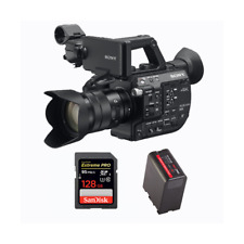 Sony PXW-FS5K super 35mm camcorder XDCAM with lens package a