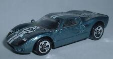 "MODEL CAR "" FORD GT 40 - HOT WHELS ""  Modellino  Macchinina  Thailand 1999"