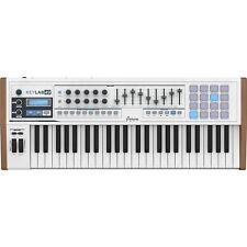 Arturia KeyLab 49 Compact Hybrid Synthesizer **NEW** MIDI Keyboard Controller