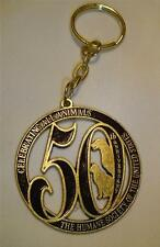HUMANE SOCIETY OF THE UNITED STATES 50th ANNIVERSARY COMMEMORATIVE KEY CHAIN-NEW