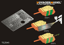 1/35 New Voyager TEZ045 German AFV Disc pattern camouflage masking stencil