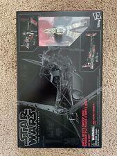 Hasbro Star Wars The Black Series Enfys Nests Swoop Bike Deluxe Set #05