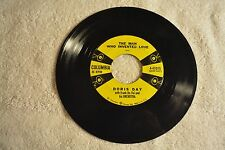 50'S & 60'S 45 Doris Day - Rickety-Rackety Rendezvous / Man Who Invented Love