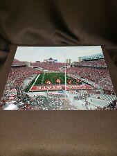 Officially Licensed NCAA Ohio State Buckeyes Stadium 8x10 Photo