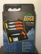 Meat processing,Game Processing,outdoor edge knife set,hunting knife set