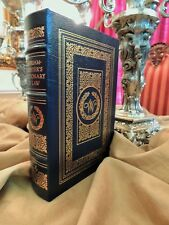 MERRIAN WEBSTER DICTIONARY OF LAW Easton Press FINE RARE