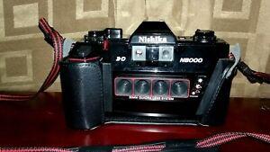 Nishika 3-D  N8000 35mm Quadrascopic Camera