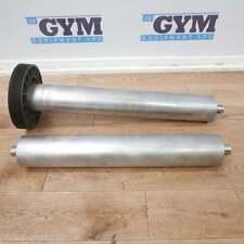 Refurbishment Service - Pair of Life Fitness 93T / 95Ti / 97Ti Treadmill Rollers