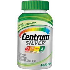 Centrum Silver Adults 50+ Multivitamin Tablets