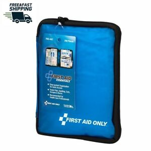 299-Piece Kit First Aid Emergency Only All-purpose First Aid Kit, Soft Case