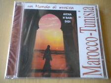 Marocco Tunisia un mondo di musicaCDNUOVO folkH'babi Didi Aicha Kaotar En fin