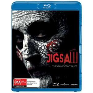 Jigsaw Blu-Ray **Region B**