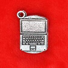 4 X Plata Tibetana Laptop Notebook encanto colgante encontrar 50 Sombras De Grey