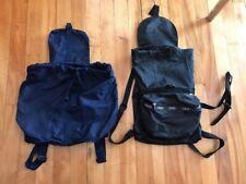 Lesportsac  Backpacks  Everyday Bag   Black & Blue Lot