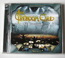 FREEDOM  CALL.....LIVE INVASION -   2  (CD)