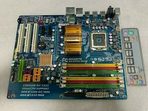 Gigabyte GA-EP35C-DS3R LGA775 REV 2.1 Motherboard + I/O - FREE SHIPPING