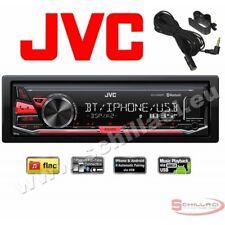 JVC KD-X352BT autoradio 1 DIN con USB e bluetooth