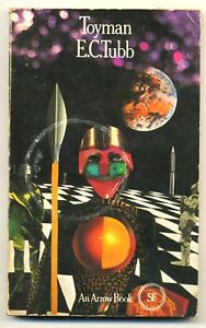 E C Tubb Toyman No 3 1973