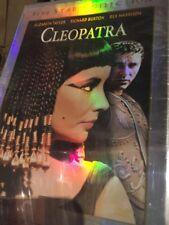 Cleopatra (DVD, 3-Disc Set, Five-Star Collection) Taylor, Burton BRAND NEW
