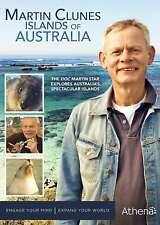 Martin Clunes: Islands of Australia New DVD! Ships Fast!