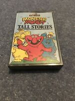 Smiths Monster Munch Tall Stories Cassette Tape