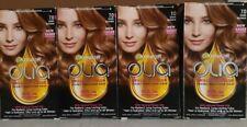 Lot Of 4 Garnier Olia Ammonia Free Dye, Hair Color 7.0 Dark Blonde
