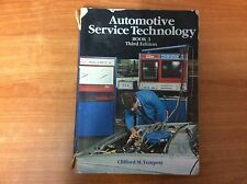 Automotive Service Technology Book 3 - 3rd Edition