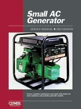 Small AC Generator Service Manual, 3rd Edition-ExLibrary