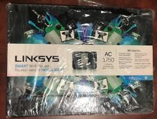 LINKSYS AC1750 6500 Smart Wi Fi Dual Band Capacity Group D N450 + AC1300 Router