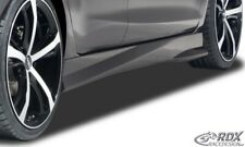 RDX Seitenschweller TurboR schwarz matt für FORD Fiesta MK7 JA8 JR8 (2008-2012 .