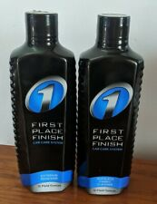 First Place Finish Car Care System Sealed Set 12oz detailing