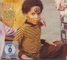 Lenny kravitz black and white America CD + DVD album en digipack 2011