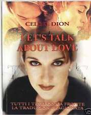 Let's Talk about Love - Celine Dion - Libro nuovo in Offerta!