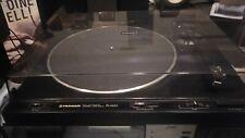 New listing pioneer pl-600 vintage turntable