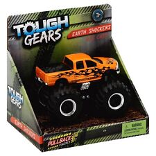 Tough Gears Earth Shockers Die Cast
