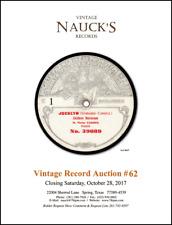 Near Complete Mint Set of Nauck's Catalogs & Bidder Request Show CD