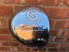 CLEVELAND TI460 1 WOOD DRIVER GOLF CLUB 8.5 DEG STIFF GRAPHITE SHAFT GOLF