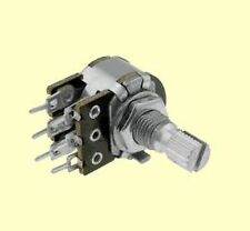 10 St. Poti Potentiometer linear  stereo  R16  100K  NEW